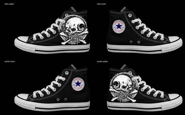 Schuh (Design: 7716 )Converse High