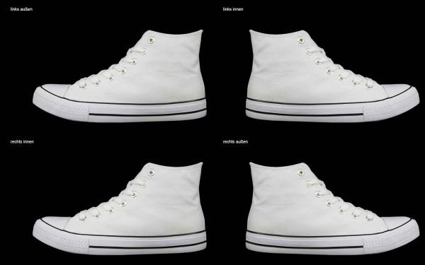 Schuh (Design: 4214 )Sneaker High