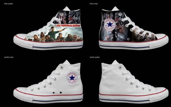 Schuh (Design: 4945 )Converse High