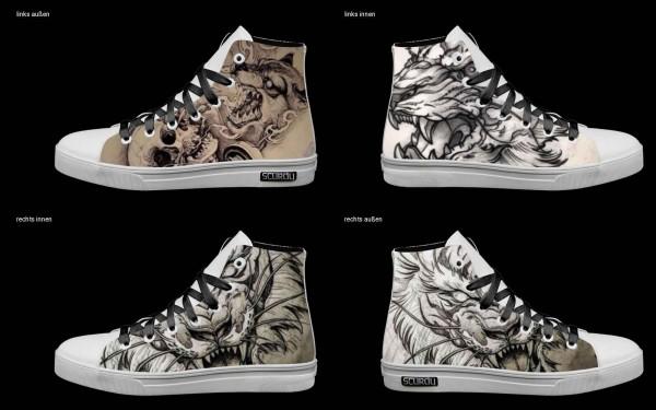 Schuh (Design: 5518 )Scurdy Sneaker