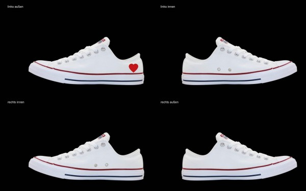 Schuh (Design: 6990 )Converse Low