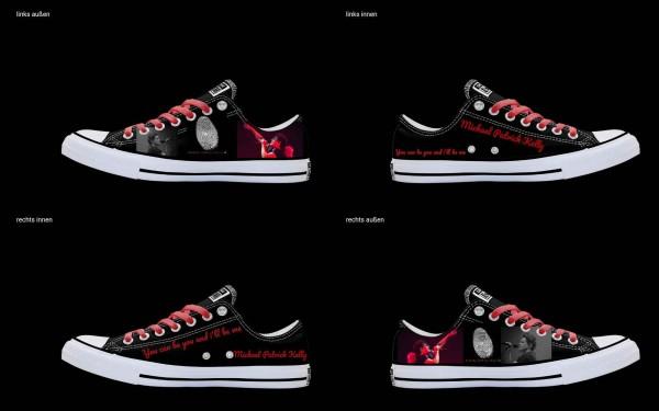 Schuh (Design: 4733 )Converse Low