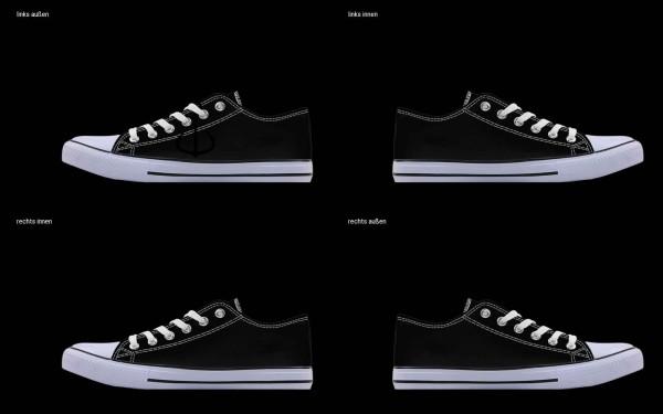 Schuh (Design: 7464 )Sneaker Low