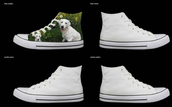 Schuh (Design: 7723 )Sneaker High