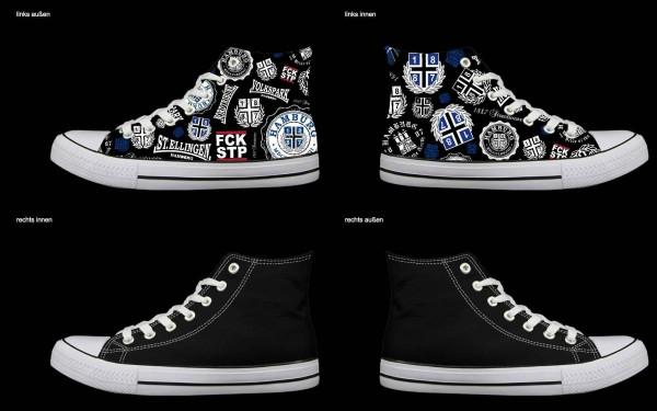 Schuh (Design: 5414 )Sneaker High