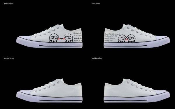 Schuh (Design: 7417 )Sneaker Low