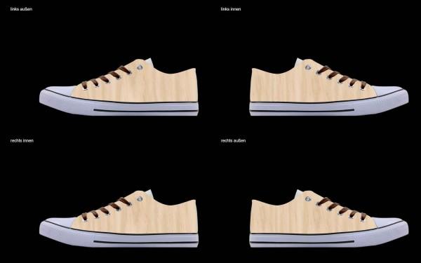 Schuh (Design: 7710 )Sneaker Low
