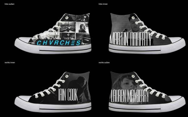 Schuh (Design: 5047 )Sneaker High