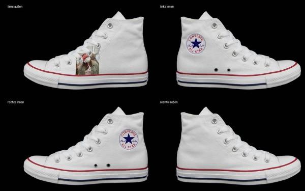 Schuh (Design: 7893 )Converse High