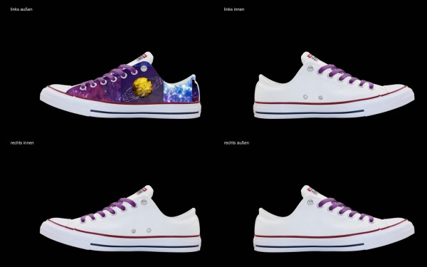 Schuh (Design: 5768 )Converse Low