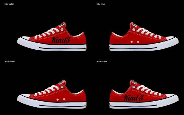 Schuh (Design: 5687 )Converse Low