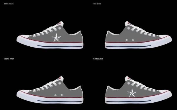 Schuh (Design: 7115 )Converse Low