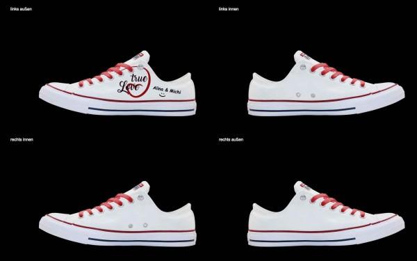 Schuh (Design: 7513 )Converse Low