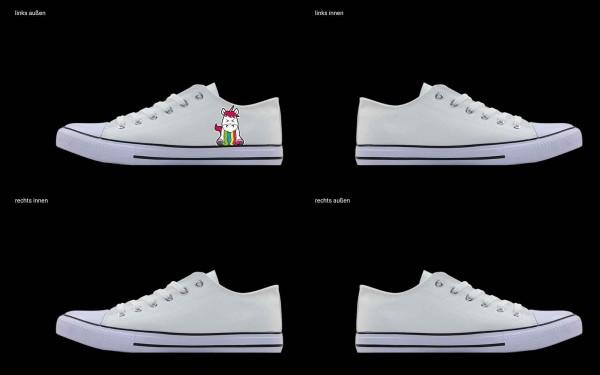 Schuh (Design: 7484 )Sneaker Low
