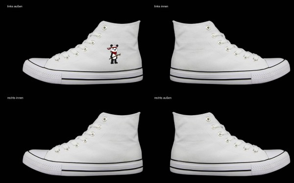 Schuh (Design: 4226 )Sneaker High