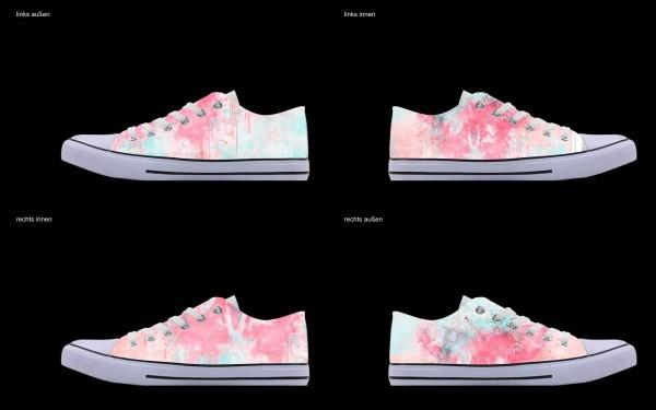Schuh (Design: 8194 )Sneaker Low
