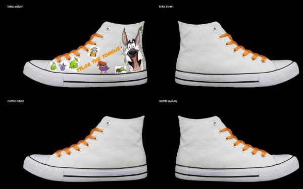 Schuh (Design: 8151 )Sneaker High