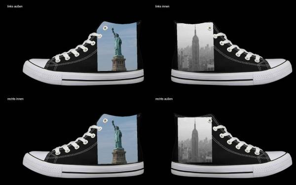 Schuh (Design: 4275 )Sneaker High
