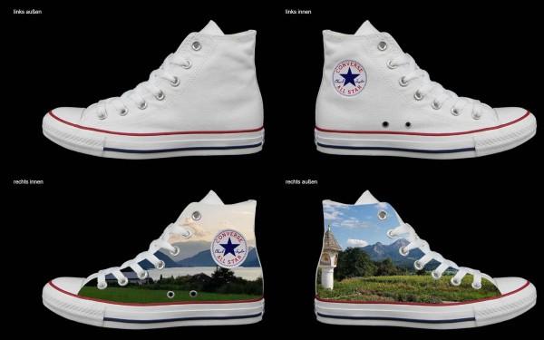Schuh (Design: 7610 )Converse High