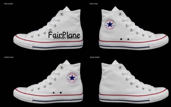 Schuh (Design: 7995 )Converse High