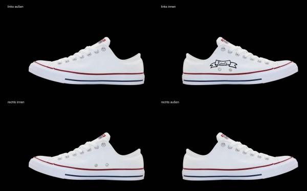 Schuh (Design: 7617 )Converse Low
