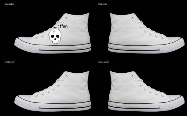 Schuh (Design: 7594 )Sneaker High