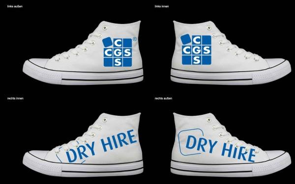 Schuh (Design: 7358 )Sneaker High