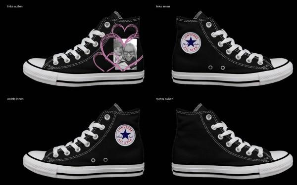 Schuh (Design: 4936 )Converse High