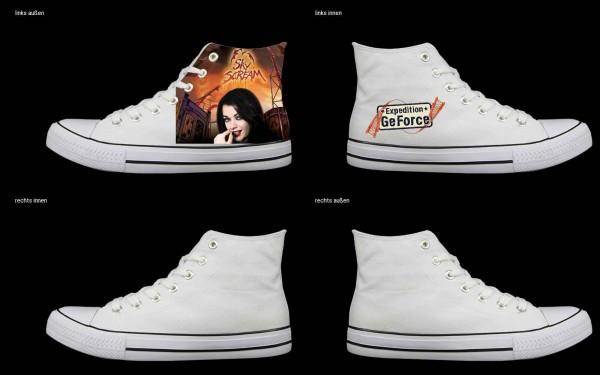 Schuh (Design: 8213 )Sneaker High