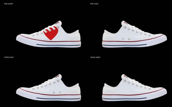 Schuh (Design: 5782 )Converse Low