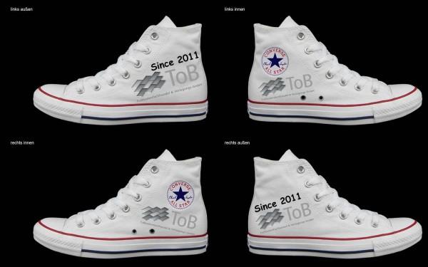Schuh (Design: 8102 )Converse High