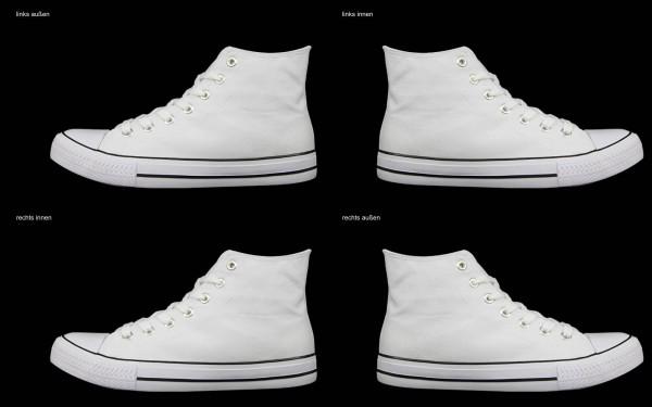 Schuh (Design: 5681 )Sneaker High