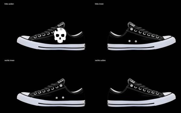 Schuh (Design: 7889 )Converse Low