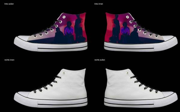 Schuh (Design: 5682 )Sneaker High