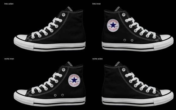 Schuh (Design: 7299 )Converse High