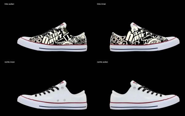 Schuh (Design: 7643 )Converse Low
