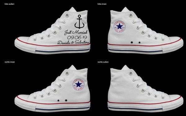 Schuh (Design: 5453 )Converse High