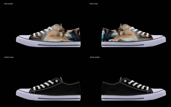 Schuh (Design: 4412 )Sneaker Low