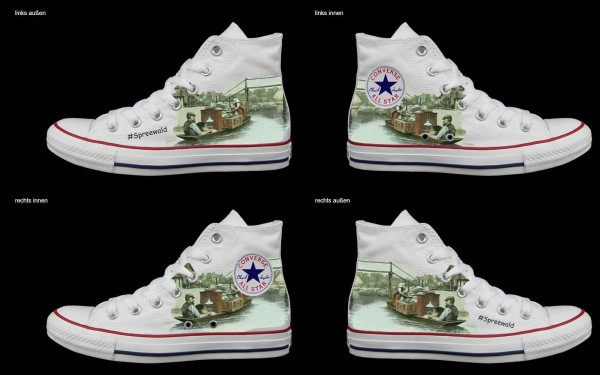 Schuh (Design: 7899 )Converse High