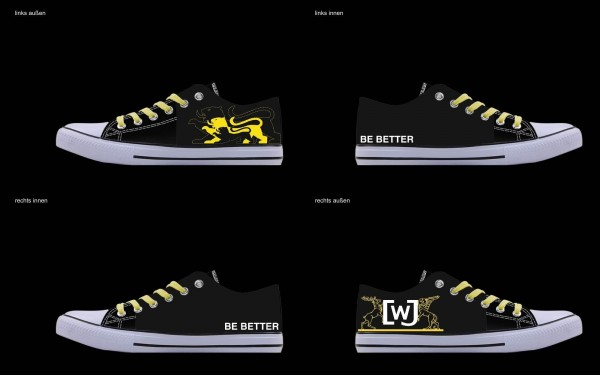 Schuh (Design: 7144 )Sneaker Low