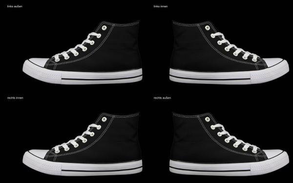 Schuh (Design: 4981 )Sneaker High