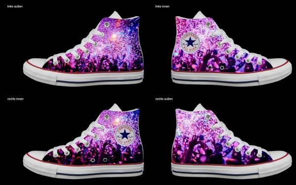 Schuh (Design: 7434 )Converse High