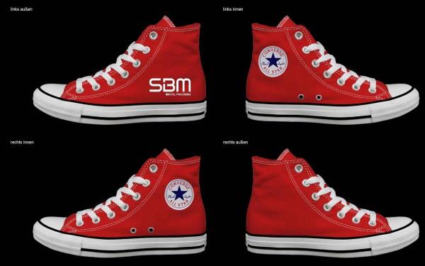 Schuh (Design: 7257 )Converse High