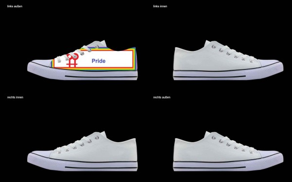Schuh (Design: 5692 )Sneaker Low