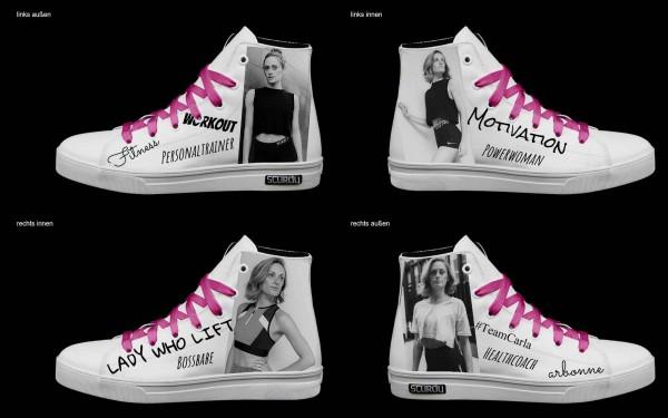 Schuh (Design: 4310 )Scurdy Sneaker