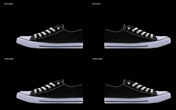 Schuh (Design: 5046 )Sneaker Low