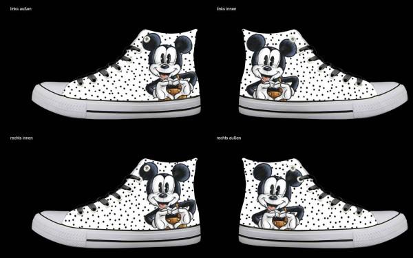 Schuh (Design: 6627 )Sneaker High