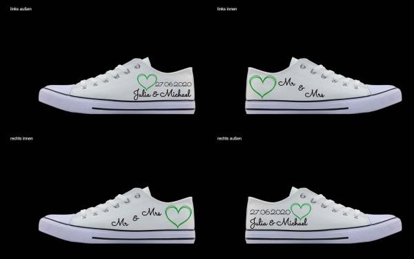 Schuh (Design: 7432 )Sneaker Low