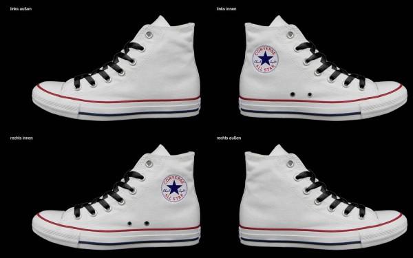 Schuh (Design: 5373 )Converse High