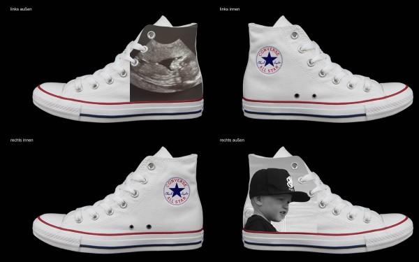 Schuh (Design: 4477 )Converse High